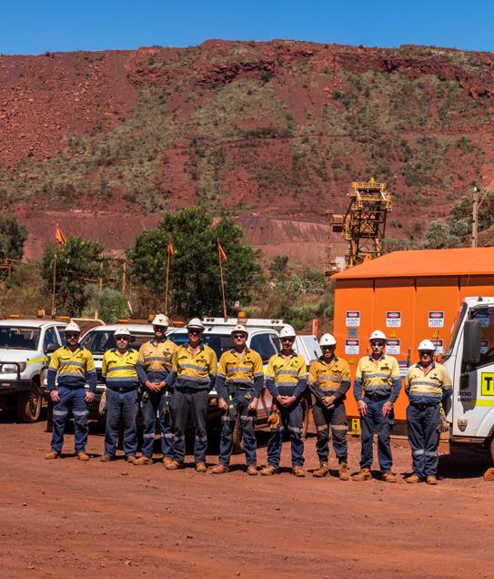 Tasman Power Team